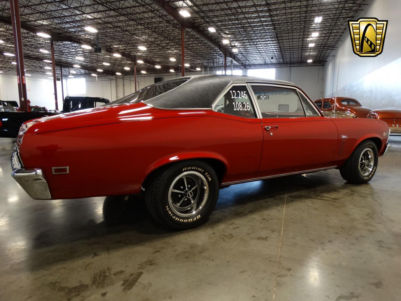Large Picture of Classic 1969 Chevrolet Nova - $65,000.00 - KS6G