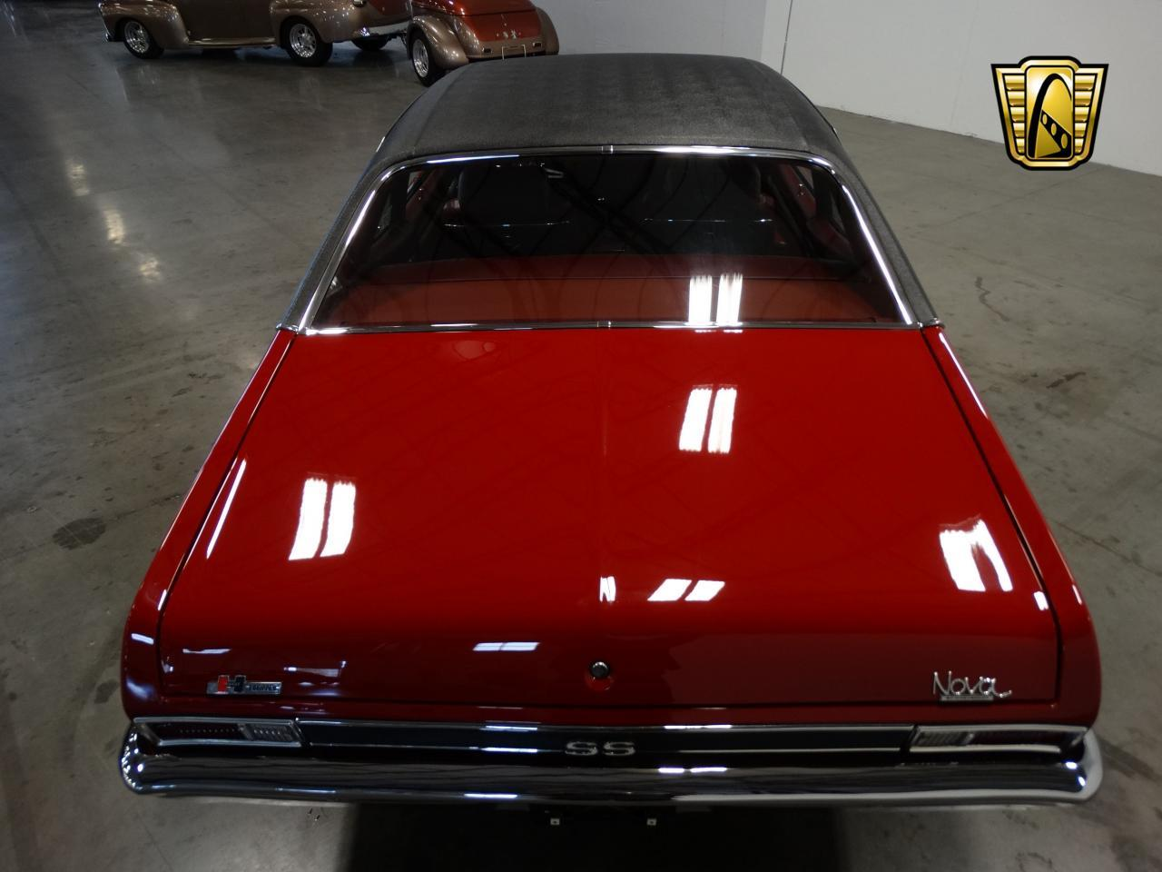 Large Picture of Classic '69 Nova - $65,000.00 Offered by Gateway Classic Cars - Nashville - KS6G