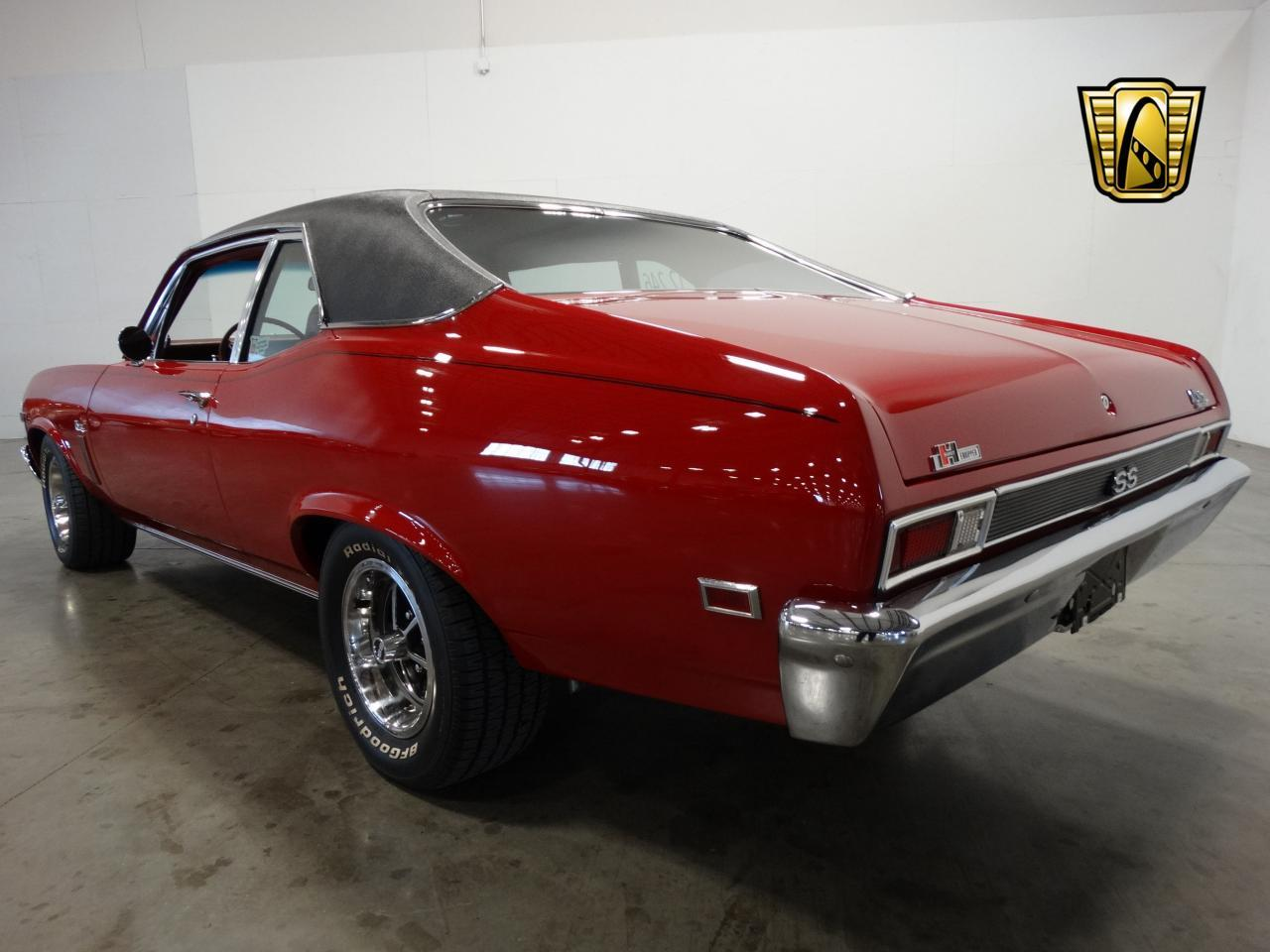 Large Picture of '69 Chevrolet Nova located in Tennessee Offered by Gateway Classic Cars - Nashville - KS6G