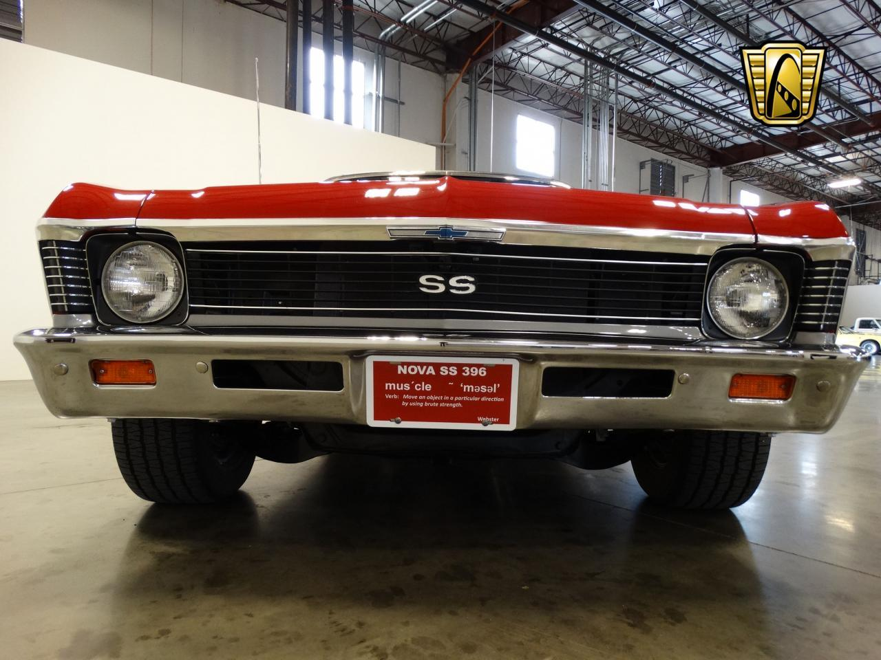 Large Picture of Classic '69 Chevrolet Nova located in Tennessee - $65,000.00 Offered by Gateway Classic Cars - Nashville - KS6G