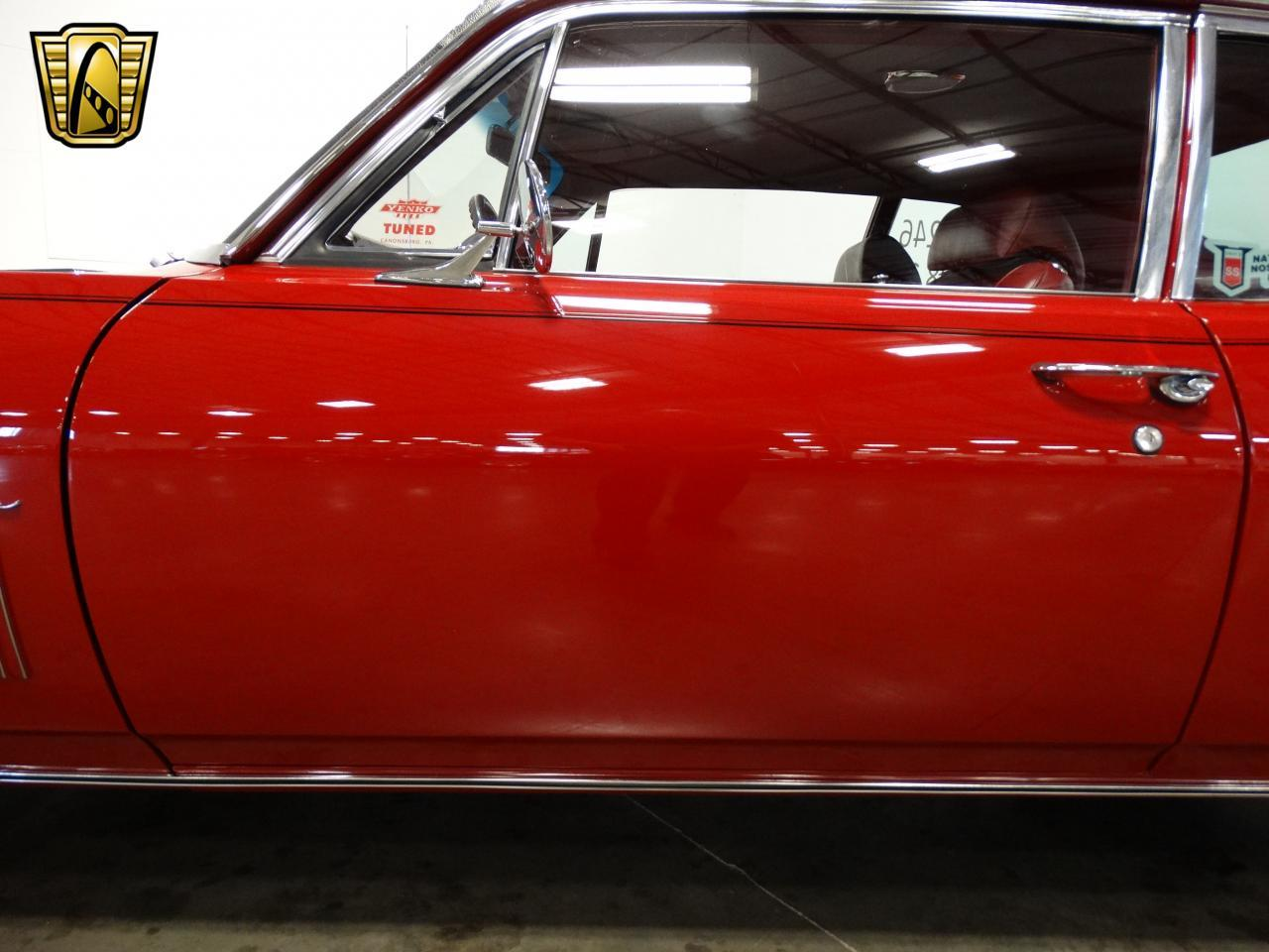 Large Picture of '69 Chevrolet Nova Offered by Gateway Classic Cars - Nashville - KS6G