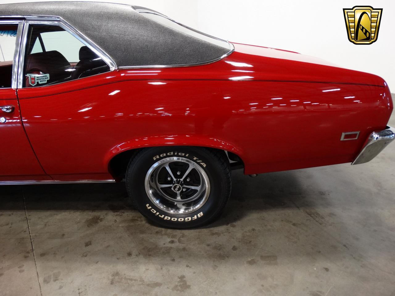 Large Picture of Classic 1969 Nova Offered by Gateway Classic Cars - Nashville - KS6G
