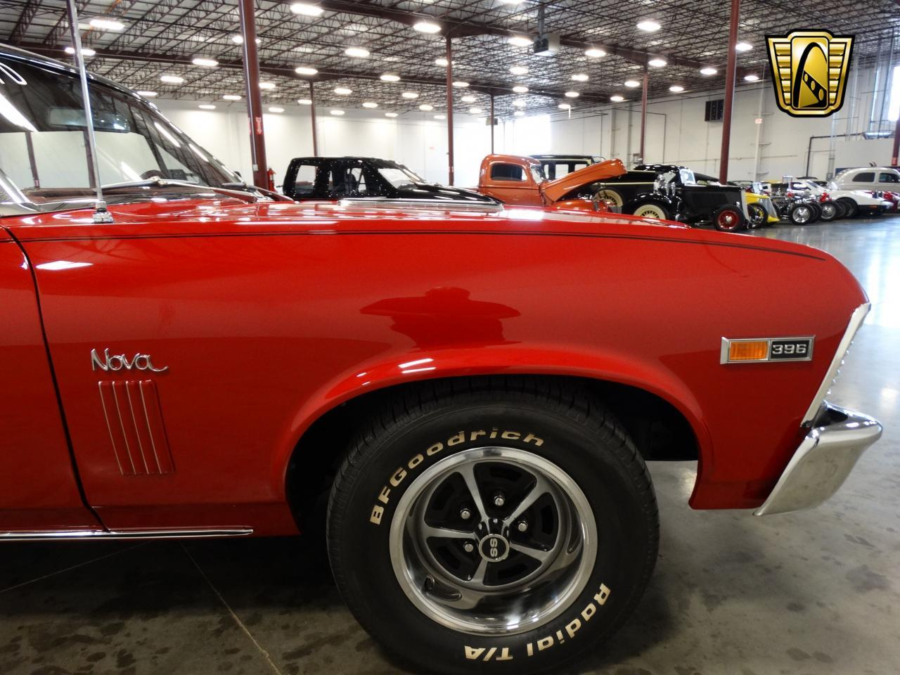 Large Picture of '69 Chevrolet Nova located in La Vergne Tennessee Offered by Gateway Classic Cars - Nashville - KS6G