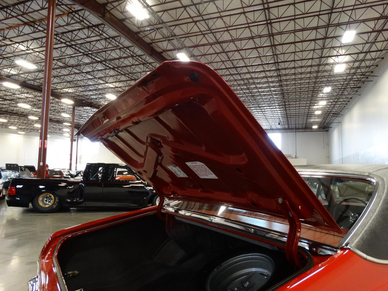 Large Picture of '69 Nova Offered by Gateway Classic Cars - Nashville - KS6G
