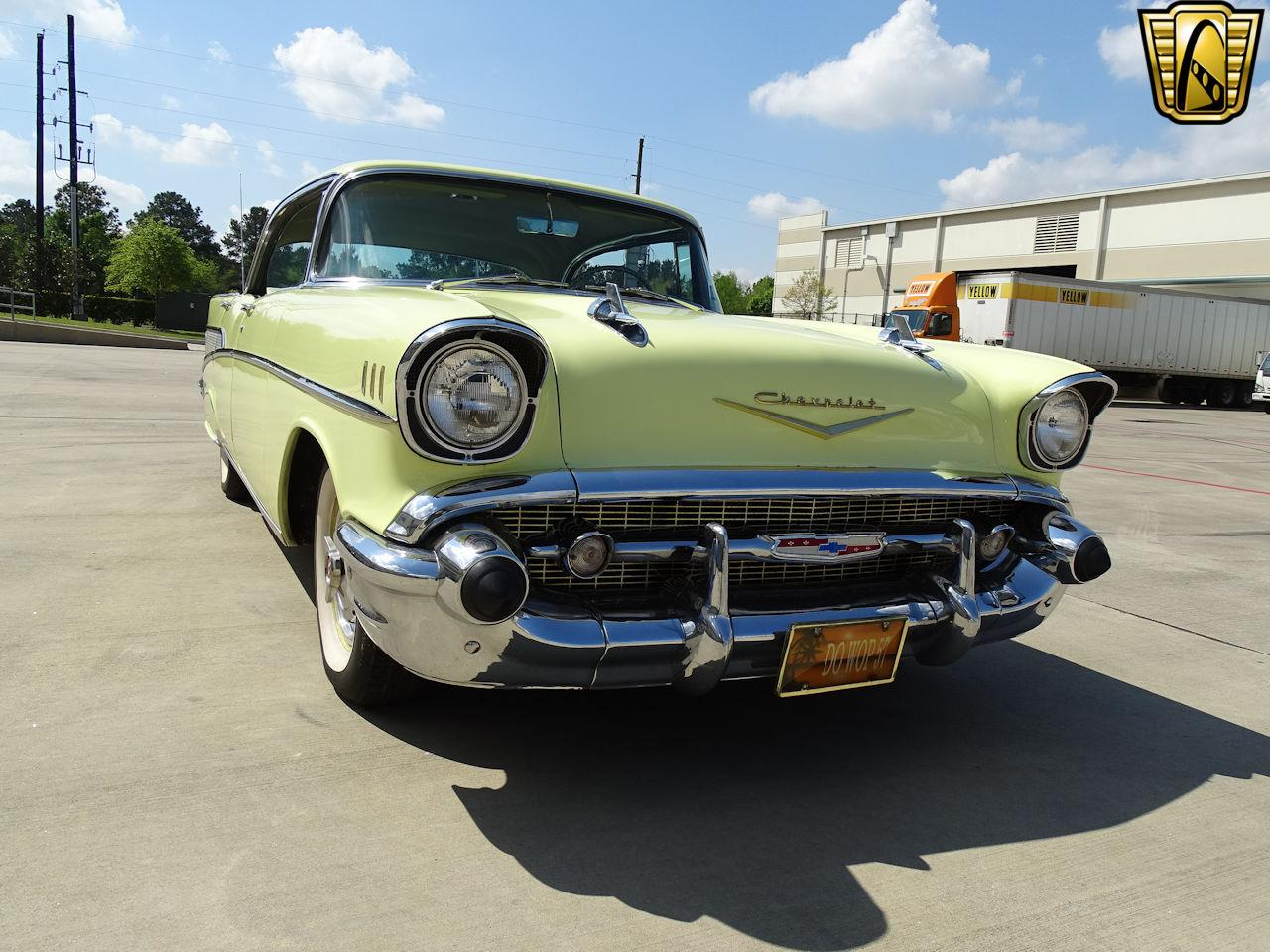 Large Picture of '57 Bel Air - KS6K