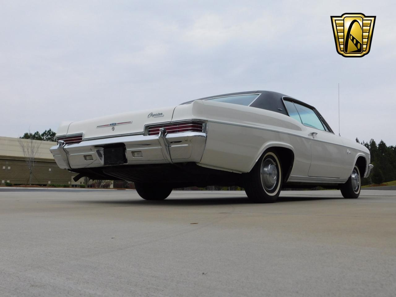 Large Picture of '66 Caprice - KS6T