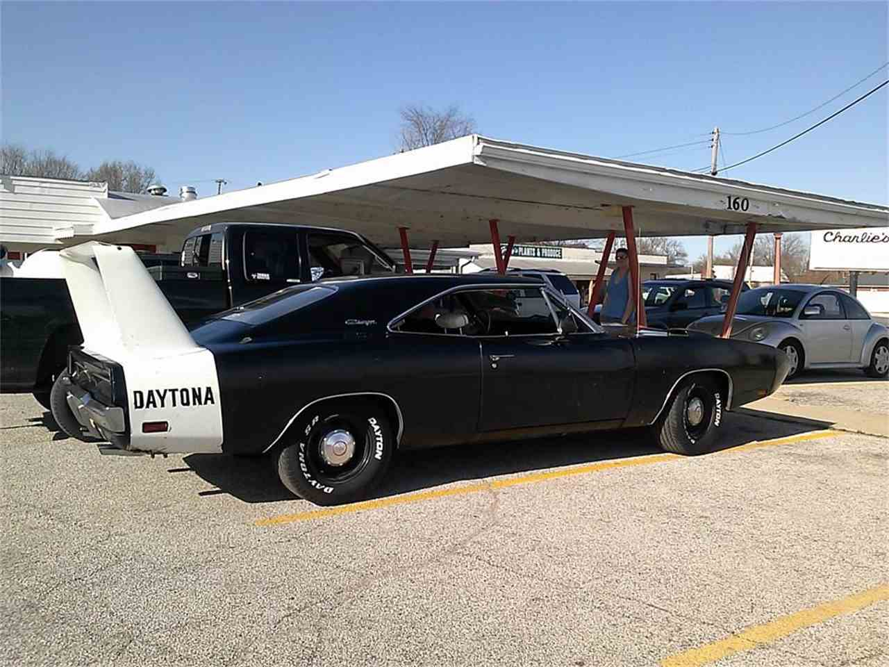 1969 Dodge Daytona Charger for Sale | ClicCars.com | CC-969669