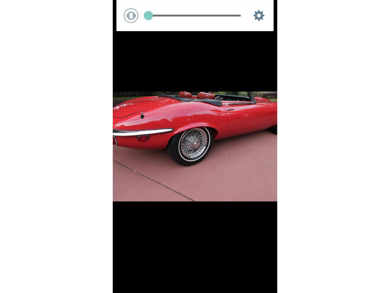 Large Picture of '73 E-Type - KS7W