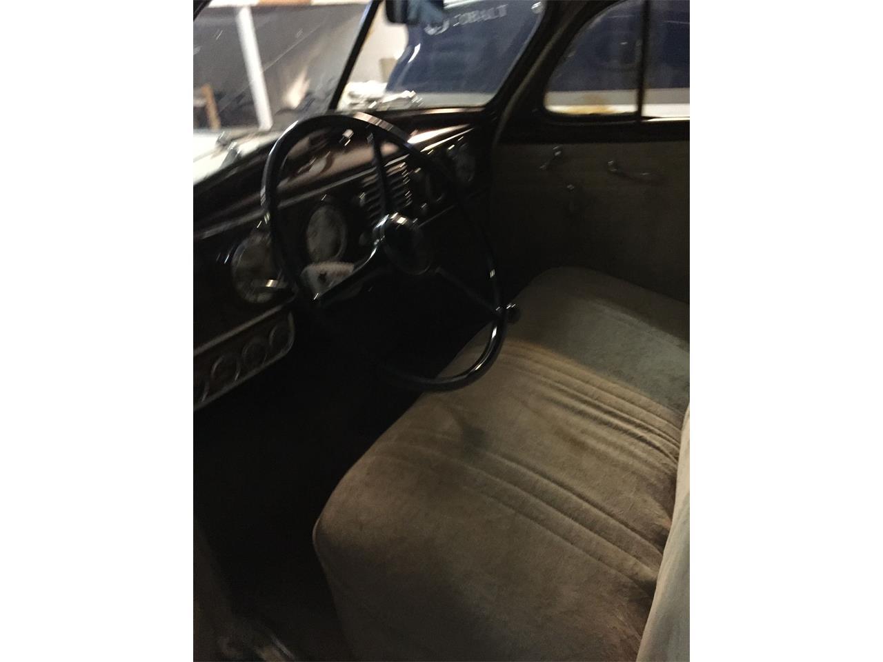 Large Picture of '37 4-Dr Sedan - KS83
