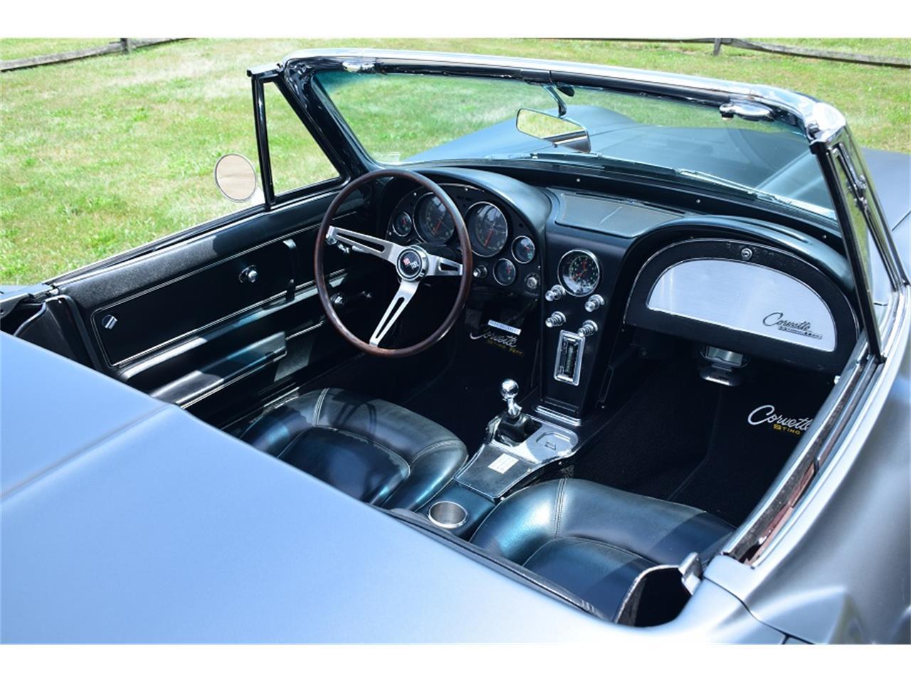 Large Picture of '65 Corvette - KS89