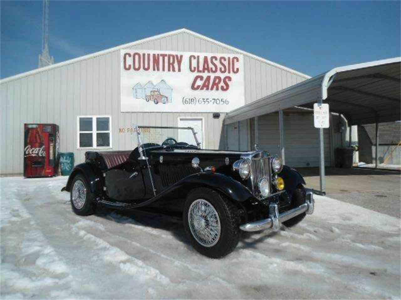 1939 MG Kit Car for Sale | ClassicCars.com | CC-969733