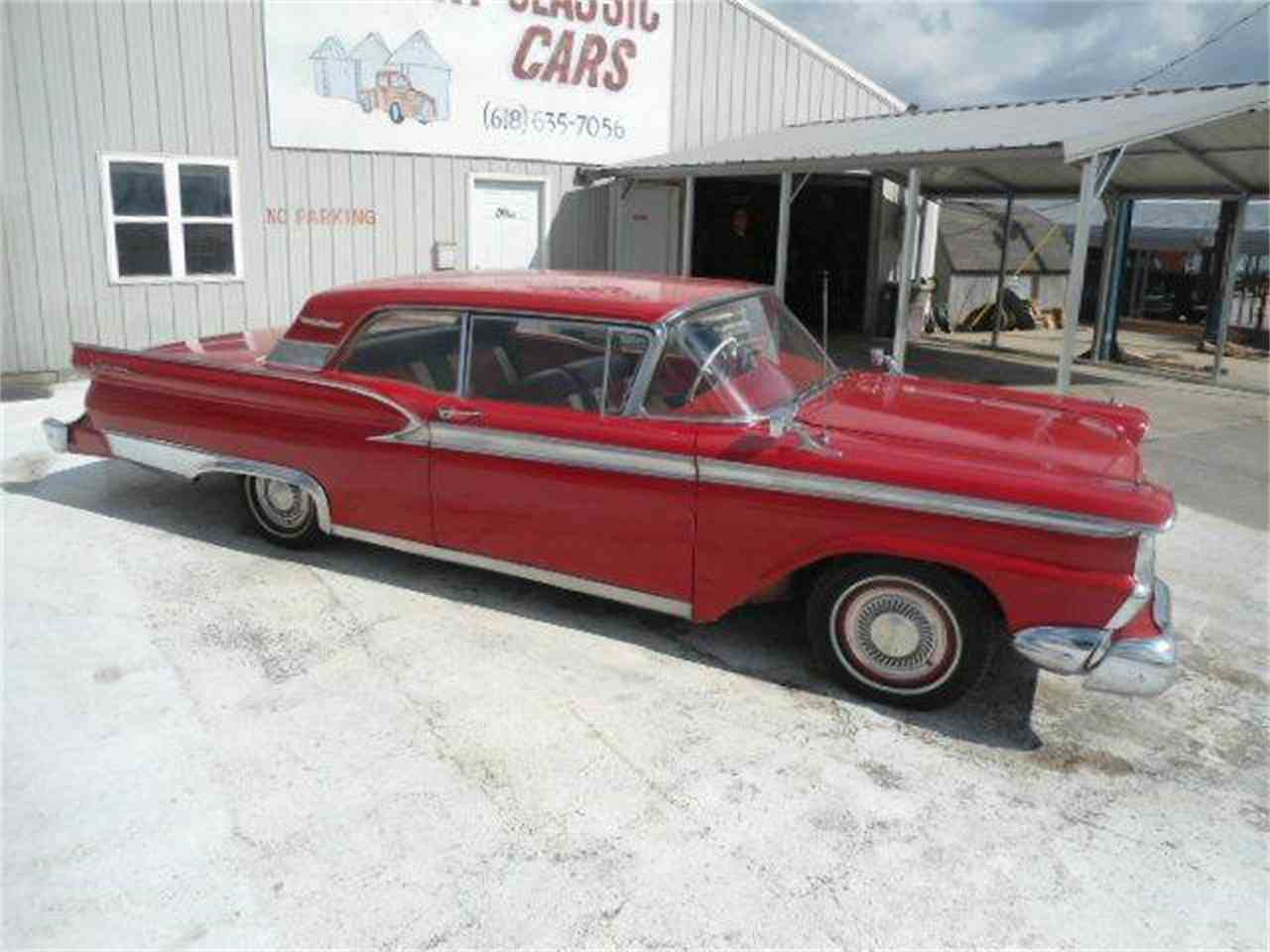 Large Picture of '59 Galaxie - KS9M