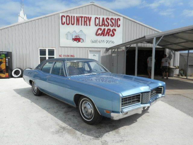 Picture of Classic 1970 Ford LTD - KS9Q