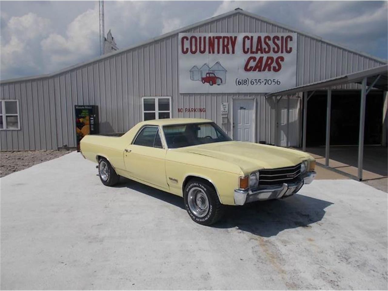 Large Picture of Classic 1972 Sprint Offered by Country Classic Cars - KS9R