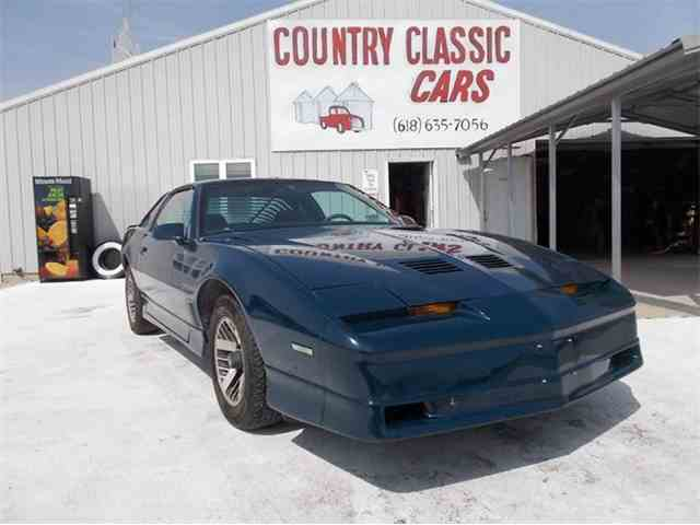 Picture of '85 Pontiac Firebird Trans Am located in Illinois - $5,850.00 Offered by Country Classic Cars - KSA1