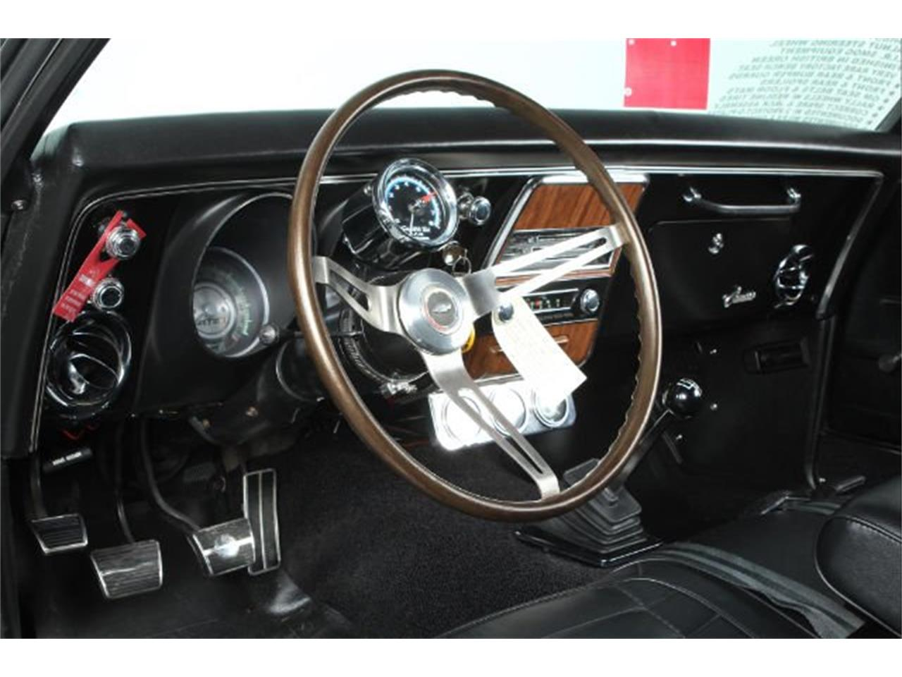 Large Picture of '68 Camaro - KSAM