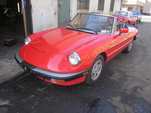 Picture of 1984 2000 Spider Veloce located in Connecticut Offered by  - KSAR