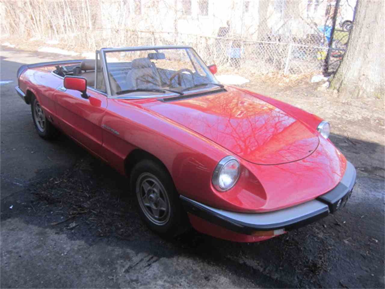 Large Picture of '84 2000 Spider Veloce - KSAR