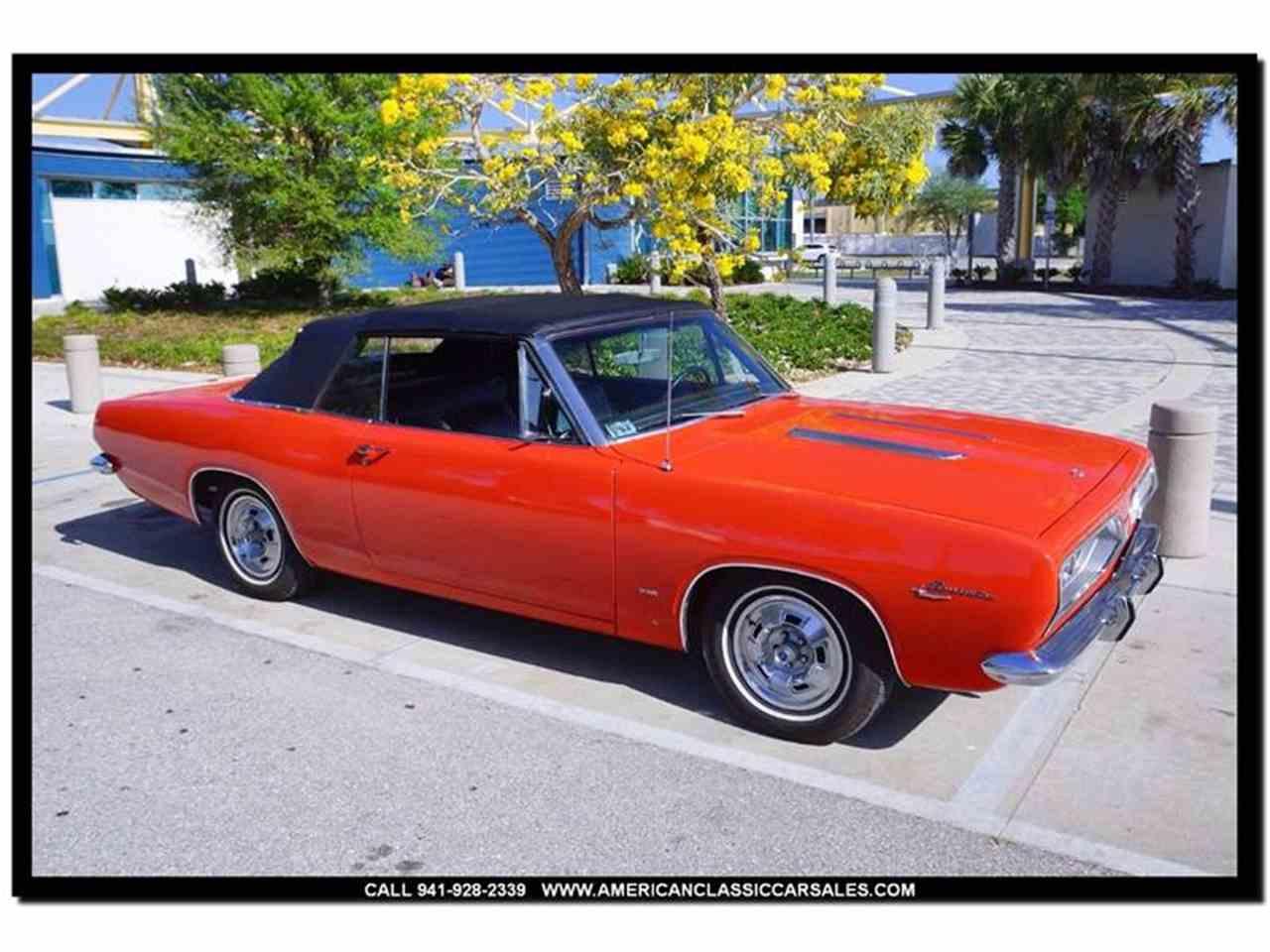 1967 Plymouth Barracuda for Sale | ClassicCars.com | CC-969836