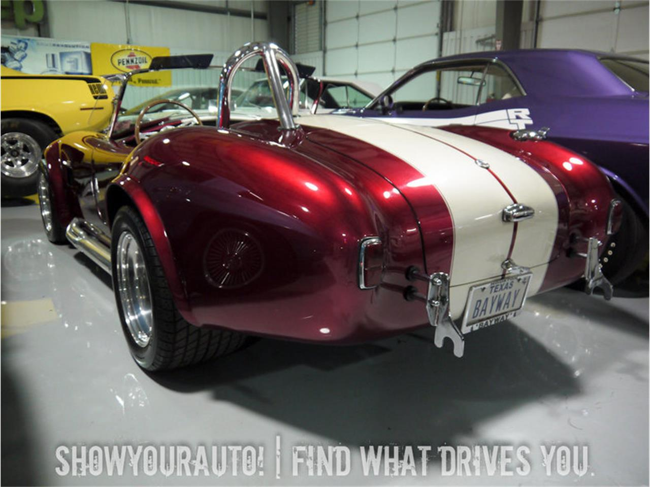Large Picture of '65 Cobra - KSE8