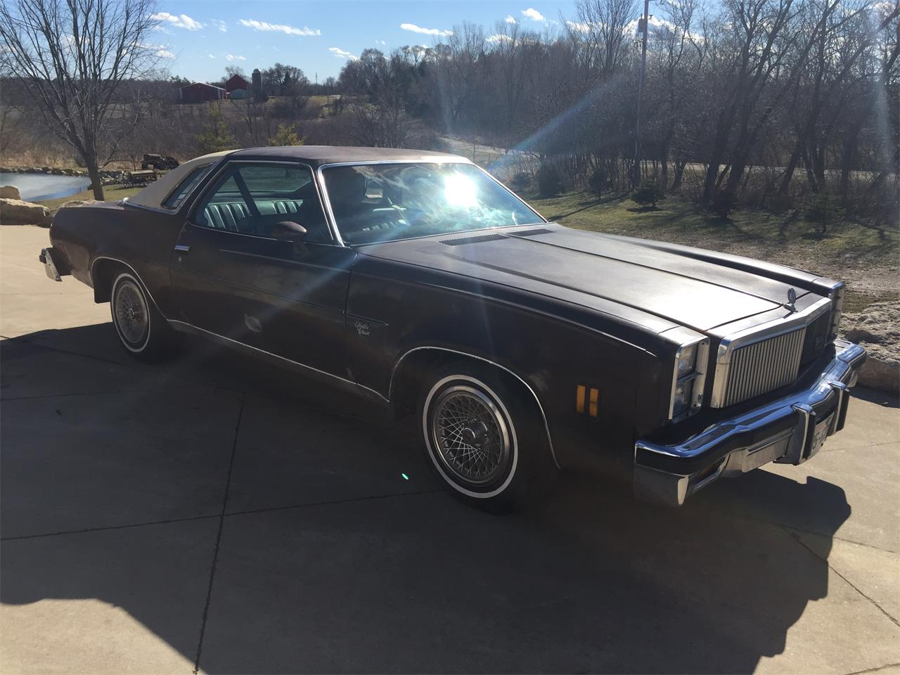 For Sale 1977 Chevrolet Malibu Classic In Fremont Wisconsin