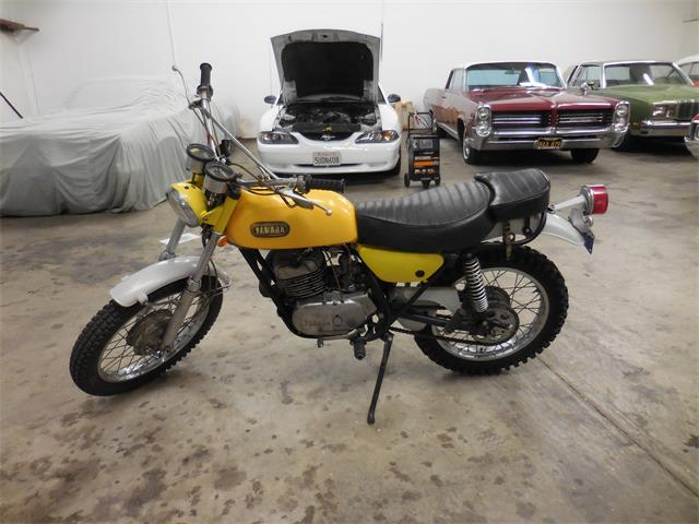 Picture of Classic 1971 Yamaha DT1 250 Offered by  - KT8I
