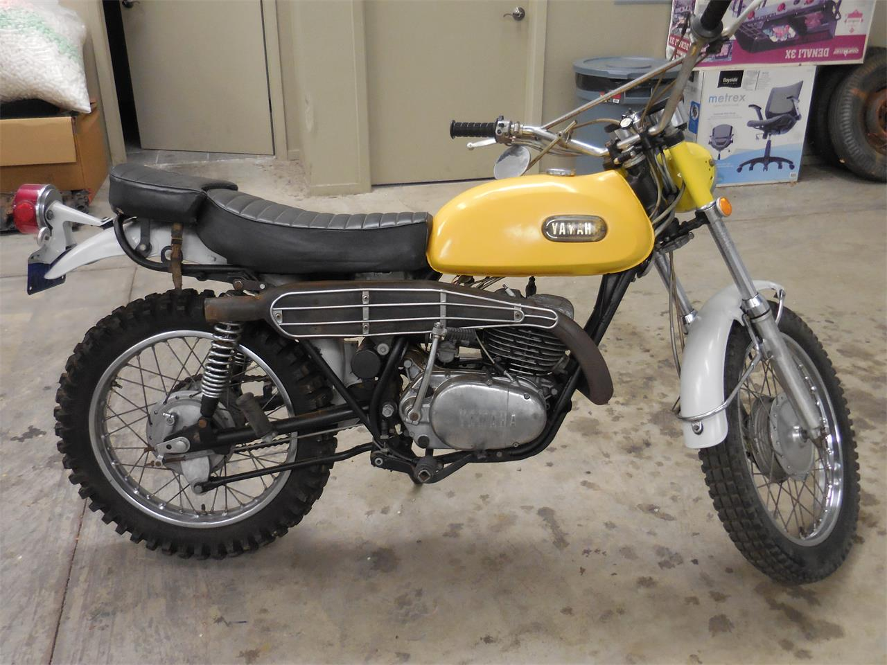 Large Picture of '71 DT1 250 - KT8I