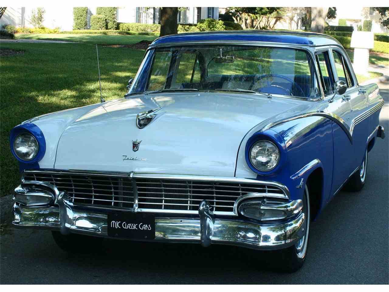 1956 Ford Fairlane for Sale | ClicCars.com | CC-971019