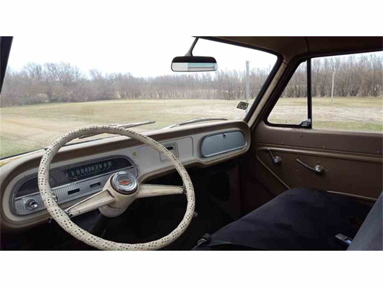 Large Picture of '62 Corvair 95 - KT95