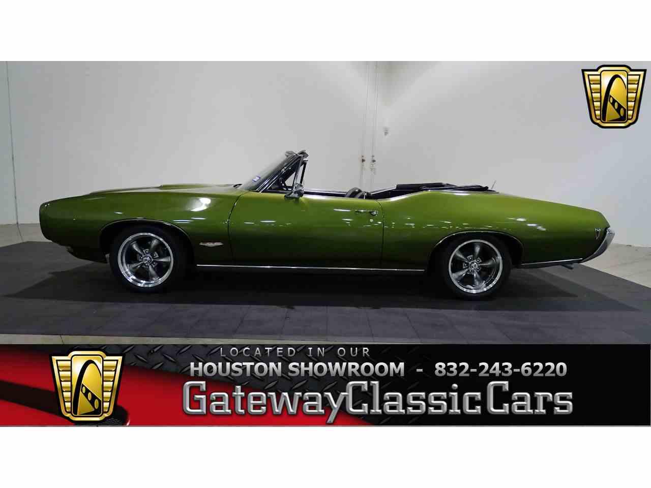 1968 Pontiac GTO for Sale   ClassicCars.com   CC-971084