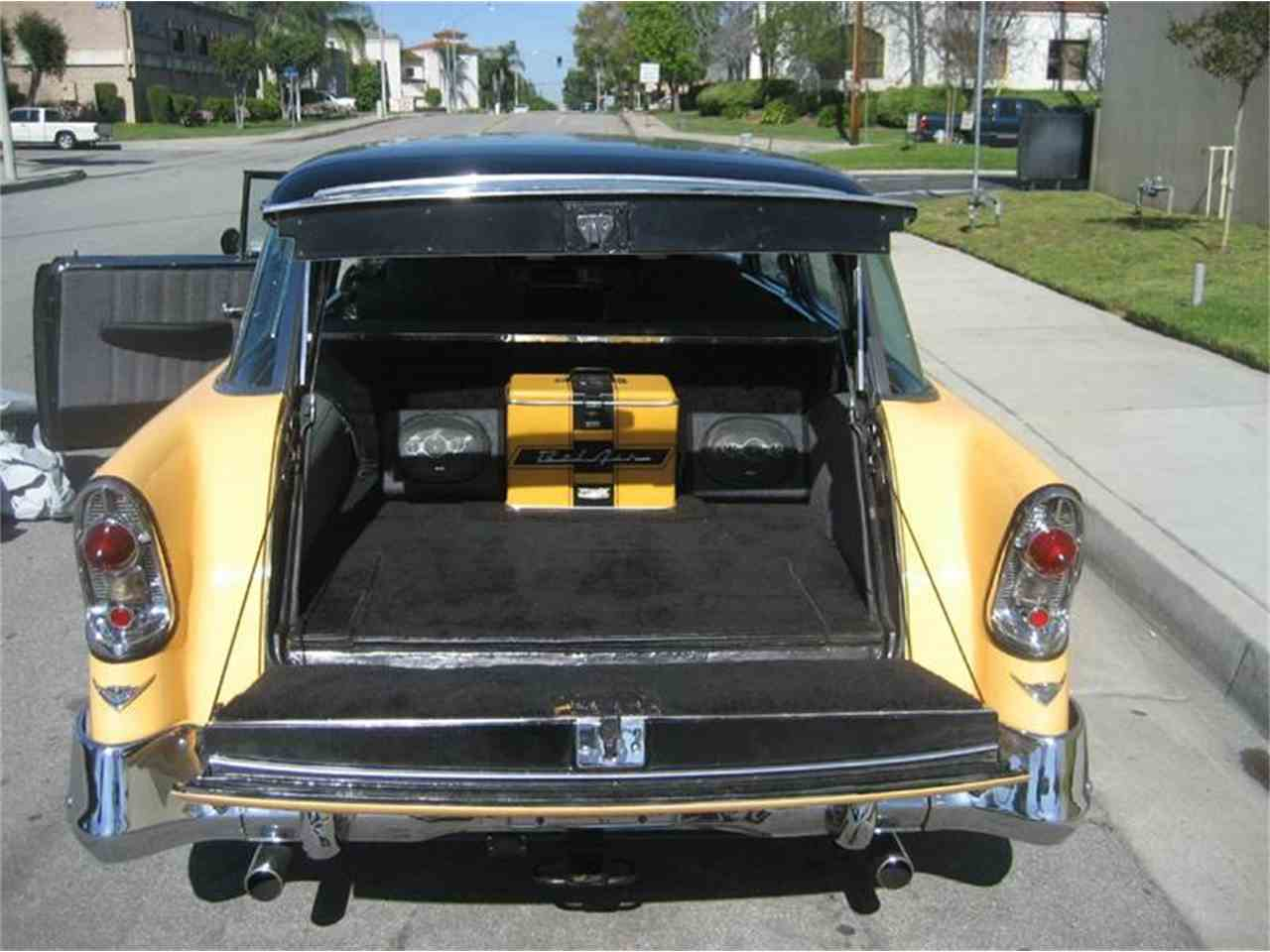 Large Picture of '56 Bel Air Nomad - KTDL