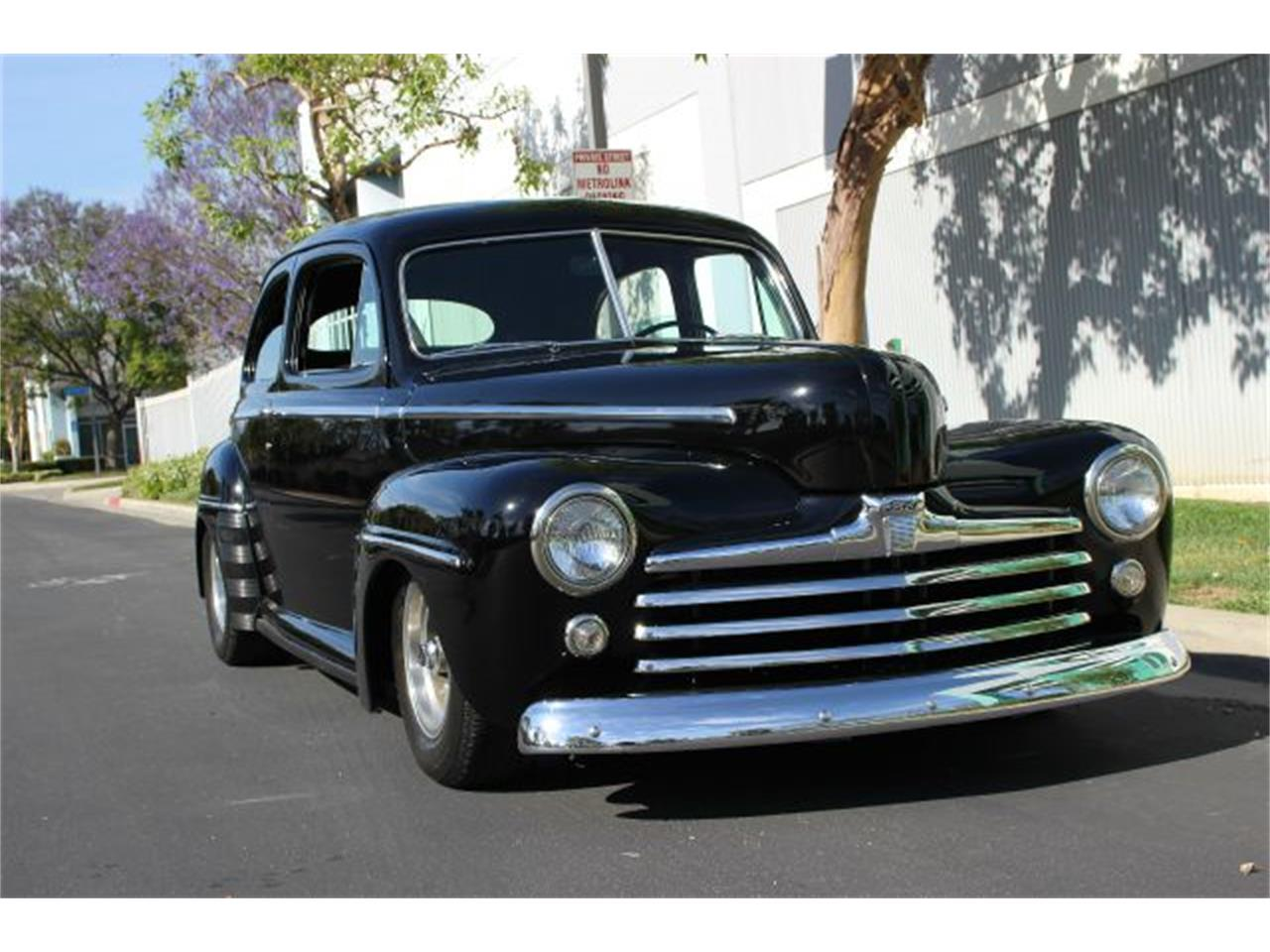 Large Picture of Classic '47 Ford Tudor - KTDX