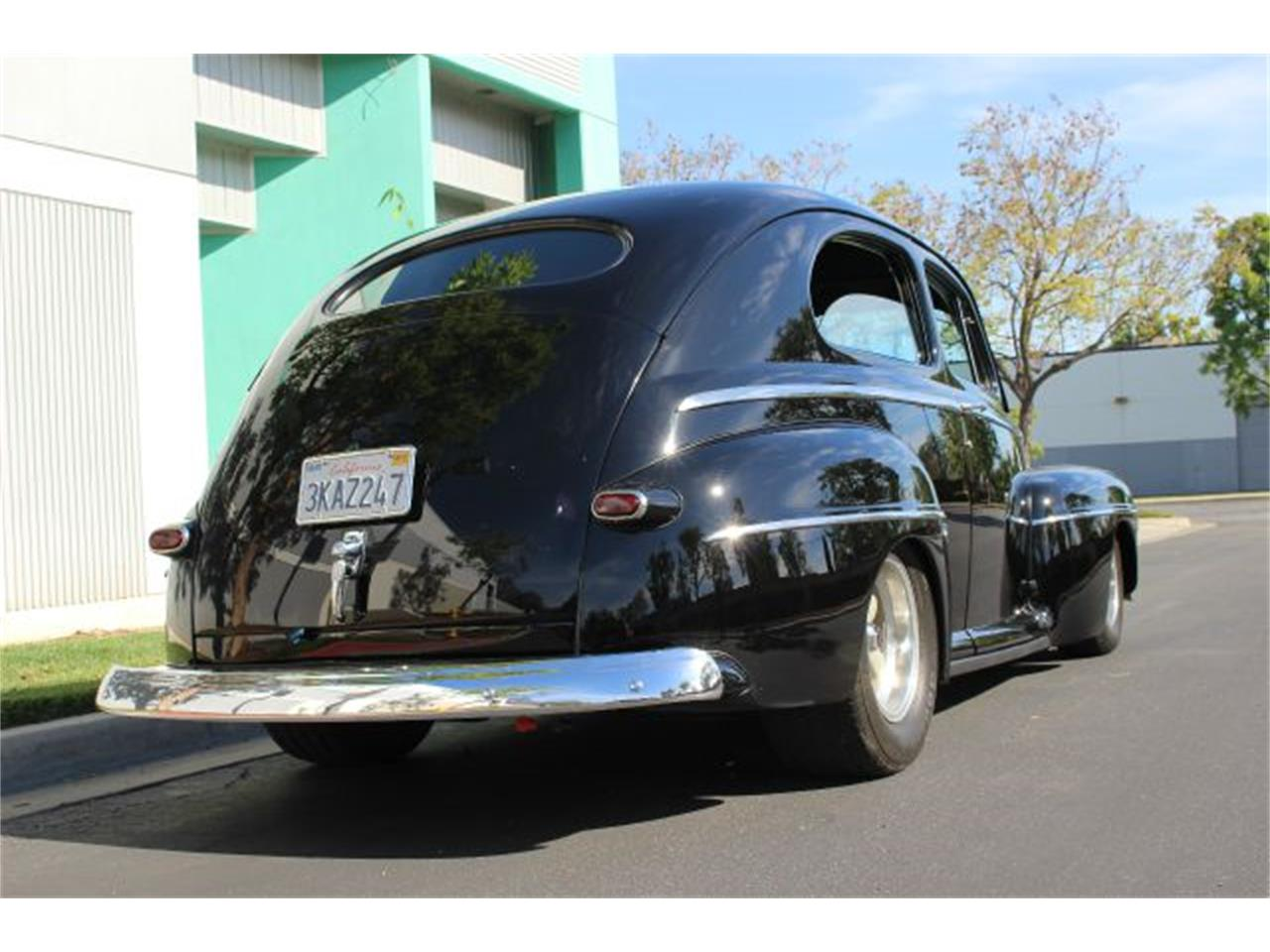 1947 ford tudor for sale classiccars cc 971205 1947 Ford Super Deluxe Sedan large picture of 47 tudor ktdx