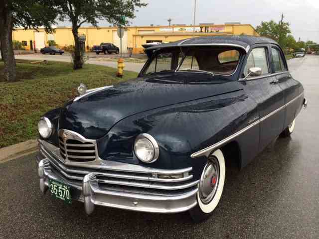 1950 Packard 4-Door