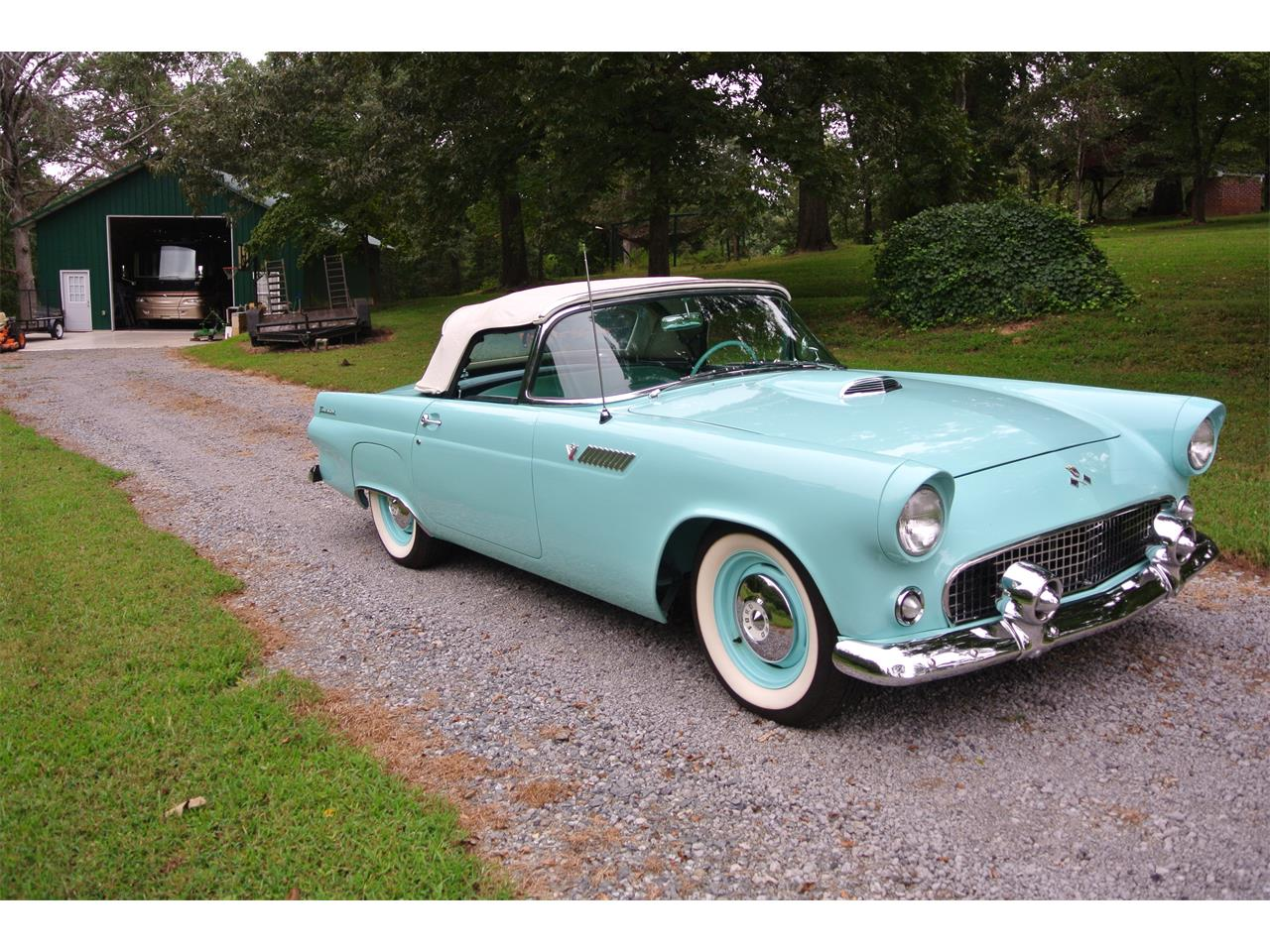 Large Picture of '55 Thunderbird - KSJZ