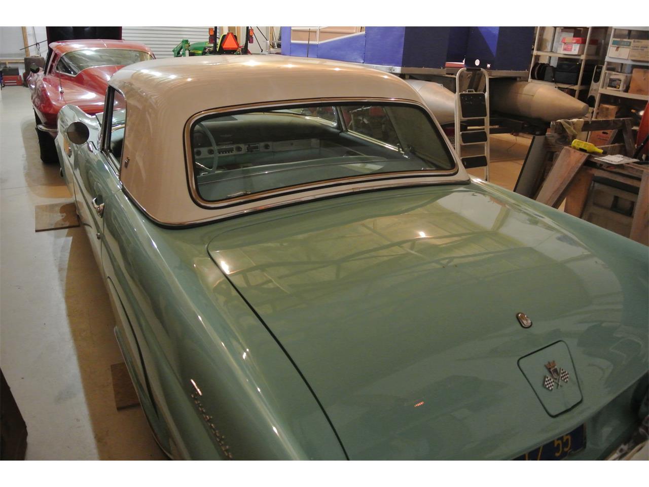 Large Picture of '55 Thunderbird - KSJZ