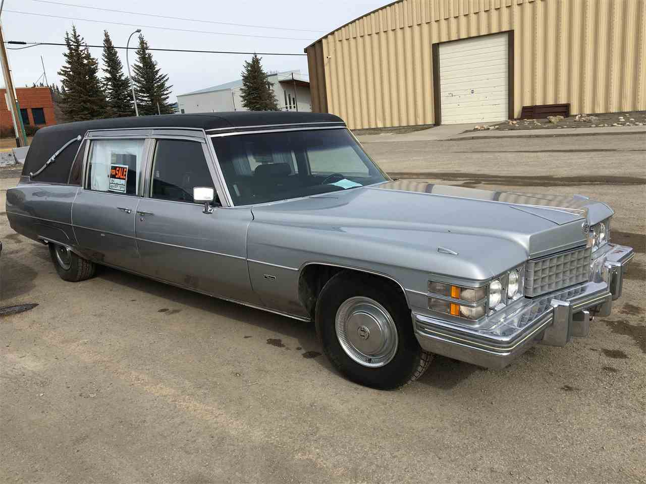 at this dying you sale how a could turn for look buy with potentially cadilla be have would to hearse car cadillac out