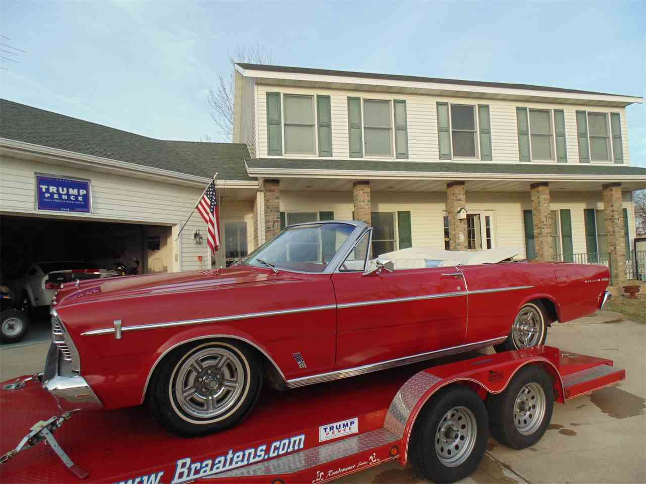 Large Picture of '66 Galaxie 500 - KTGB