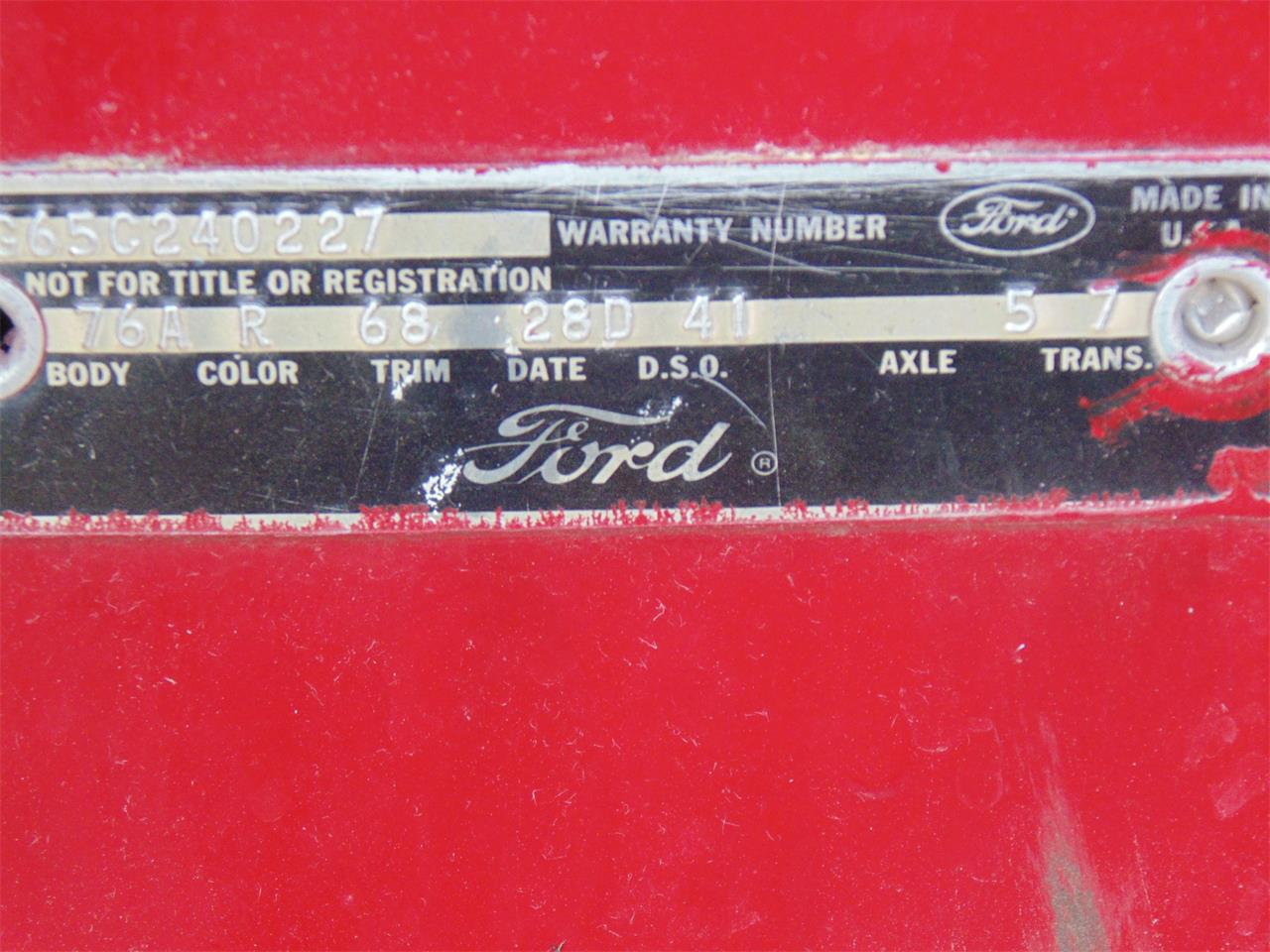 Large Picture of '66 Galaxie 500 - $12,999.00 Offered by Braaten's Auto Center - KTGB