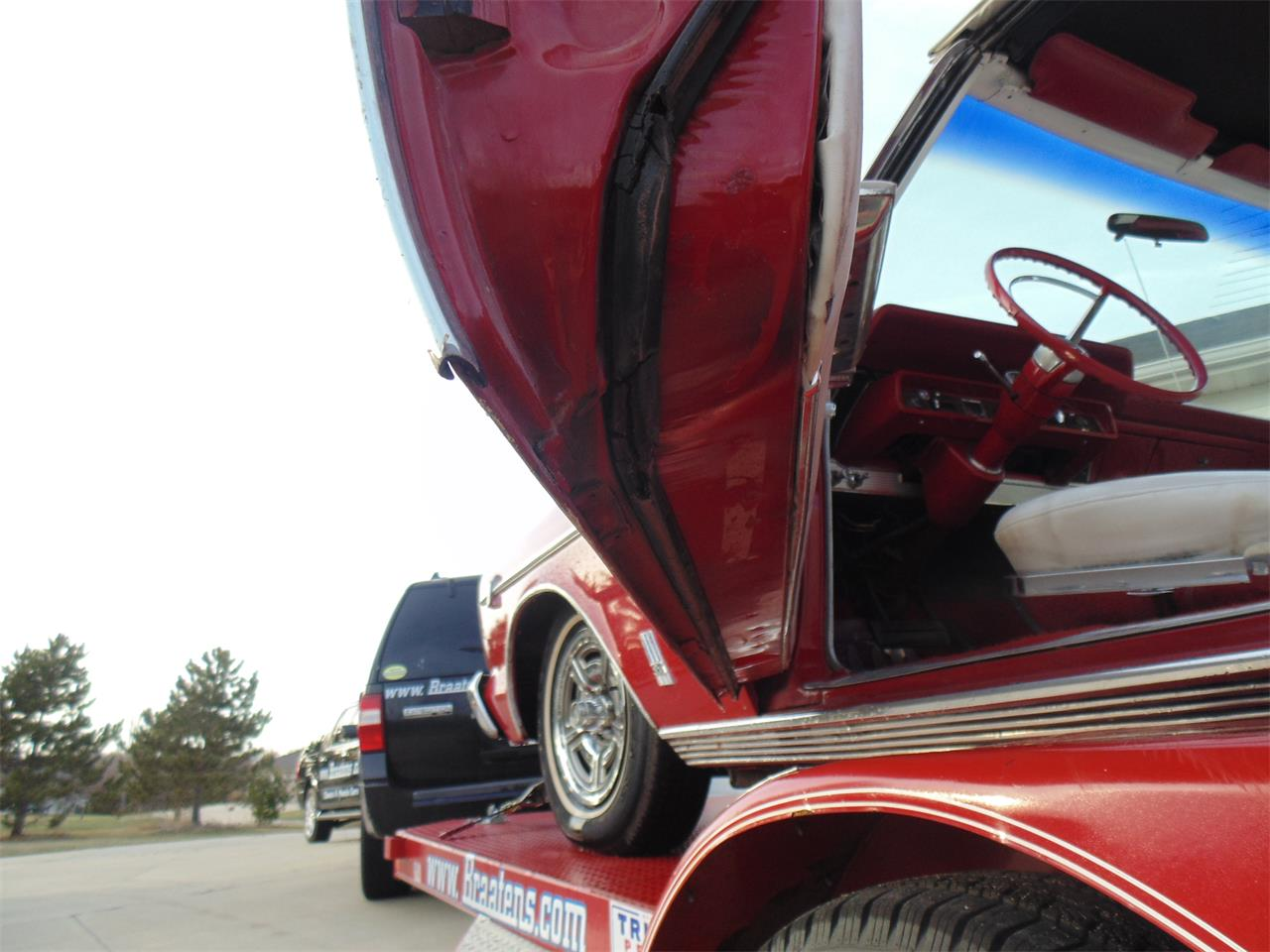 Large Picture of Classic 1966 Ford Galaxie 500 located in Minnesota - $12,999.00 - KTGB