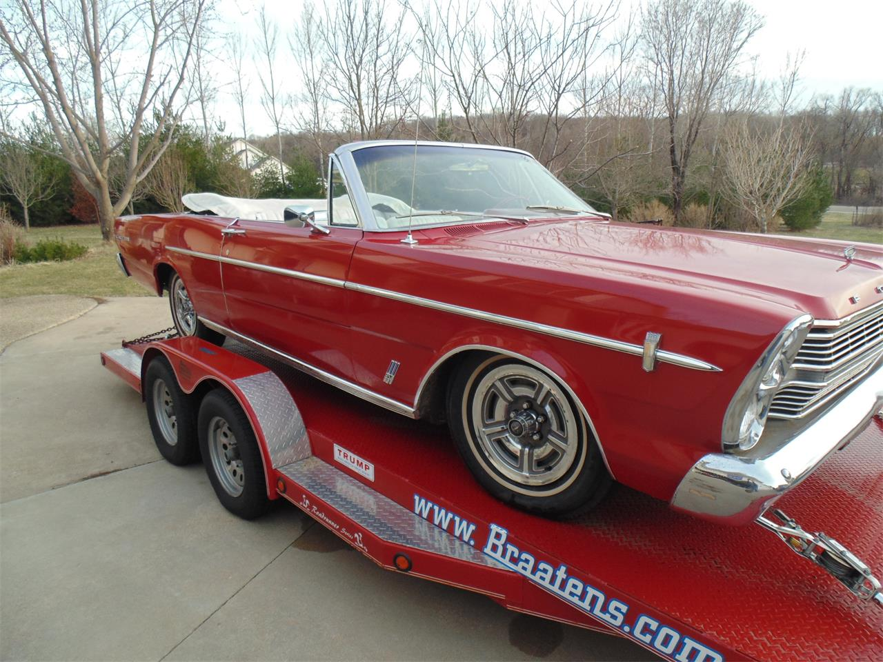 Large Picture of '66 Galaxie 500 located in Minnesota - $12,999.00 Offered by Braaten's Auto Center - KTGB
