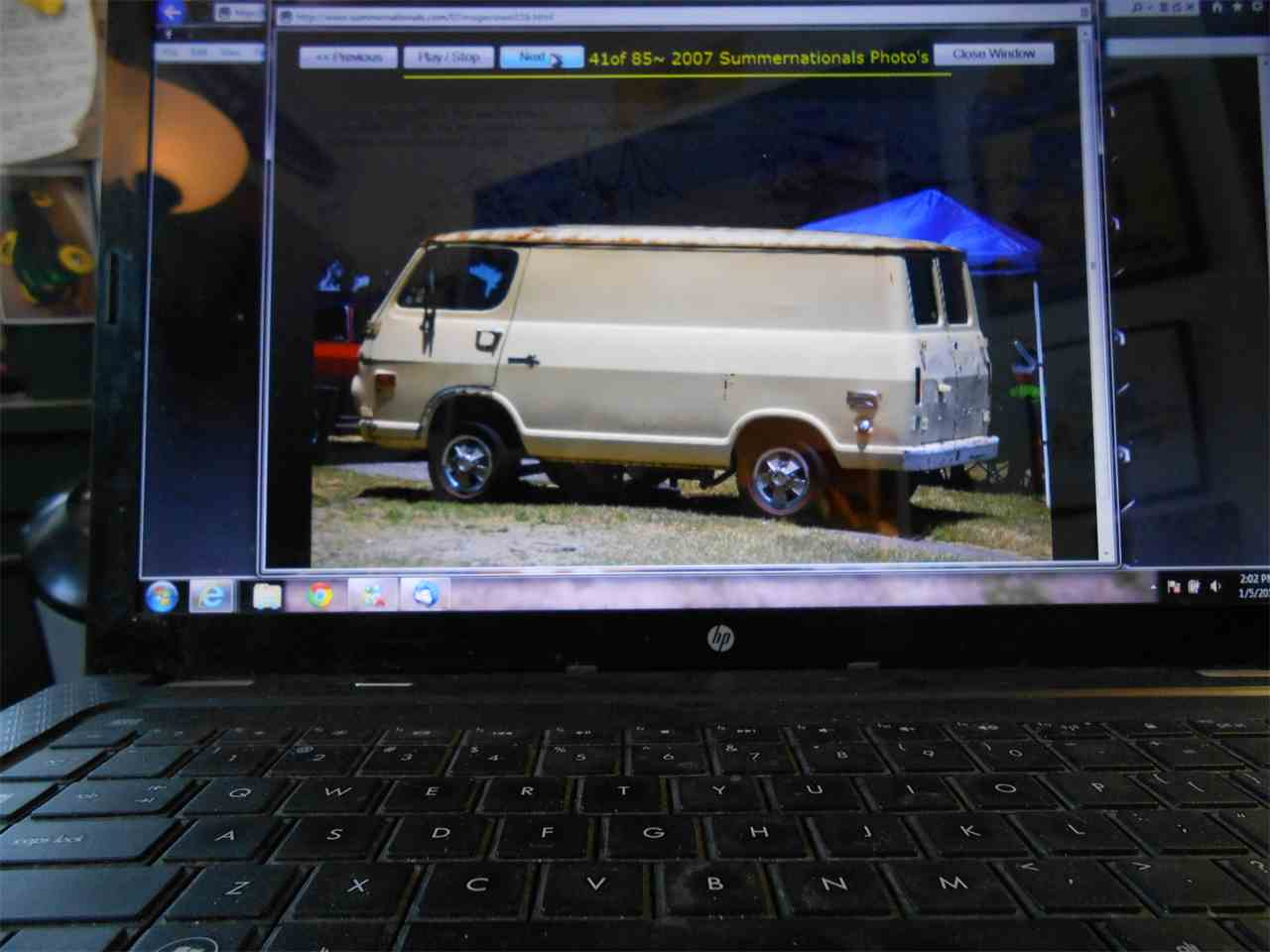 Large Picture of '68 van 90 - KTGQ