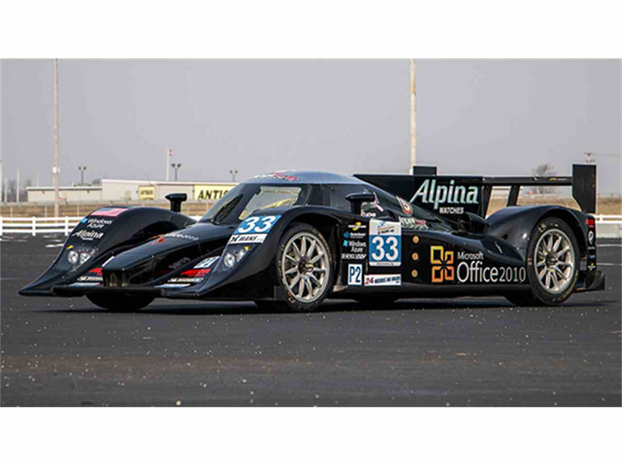 2011 Lola B1183 IMSA Race Car for Sale | ClassicCars.com | CC-971325