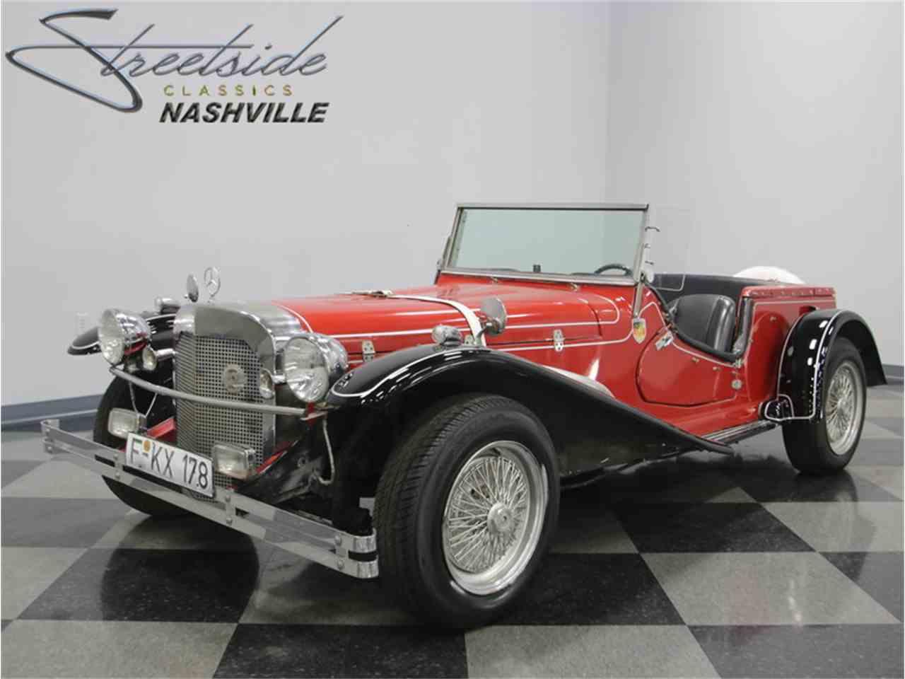1929 Mercedes-Benz Gazelle Replica for Sale | ClassicCars.com | CC ...