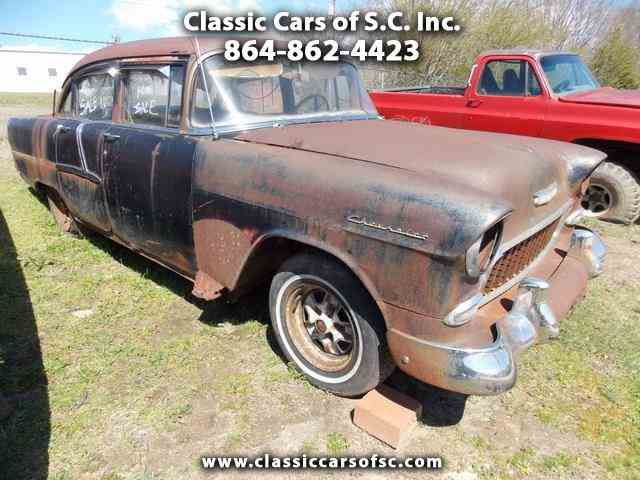 Picture of 1955 Bel Air located in Gray Court South Carolina - KTJK