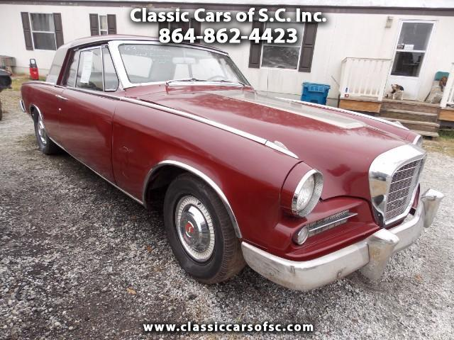 Picture of 1963 Studebaker Gran Turismo located in South Carolina - KTJM