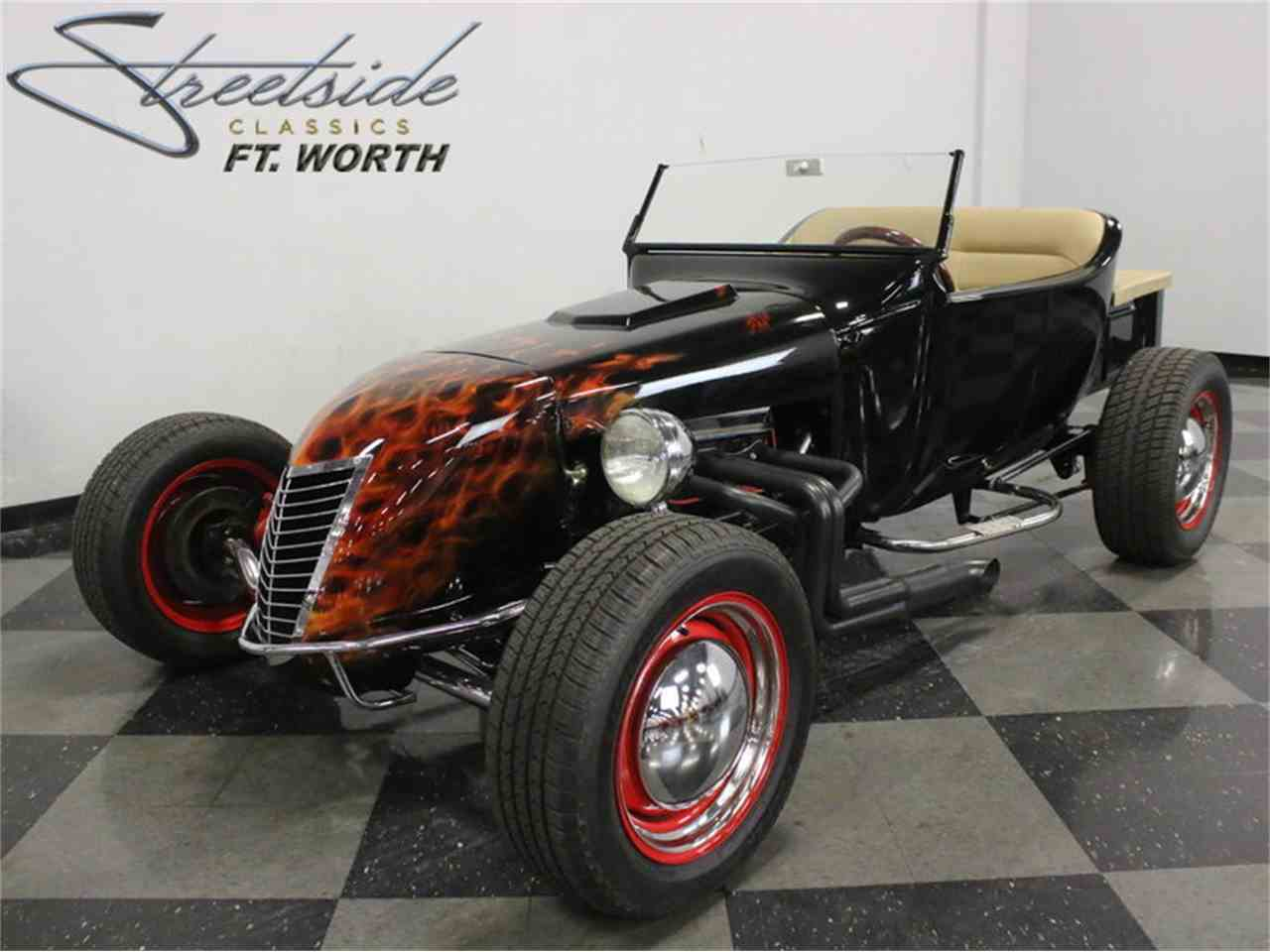 1923 ford t bucket track t roadster for sale classiccars. Black Bedroom Furniture Sets. Home Design Ideas