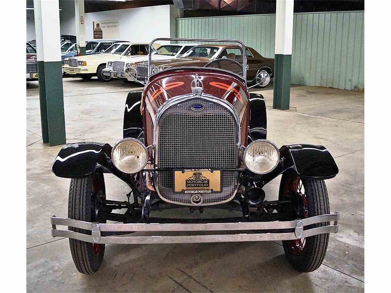 Large Picture of '28 Ford  Model A Rootlieb Speedster located in Florida - $24,000.00 - KTN4
