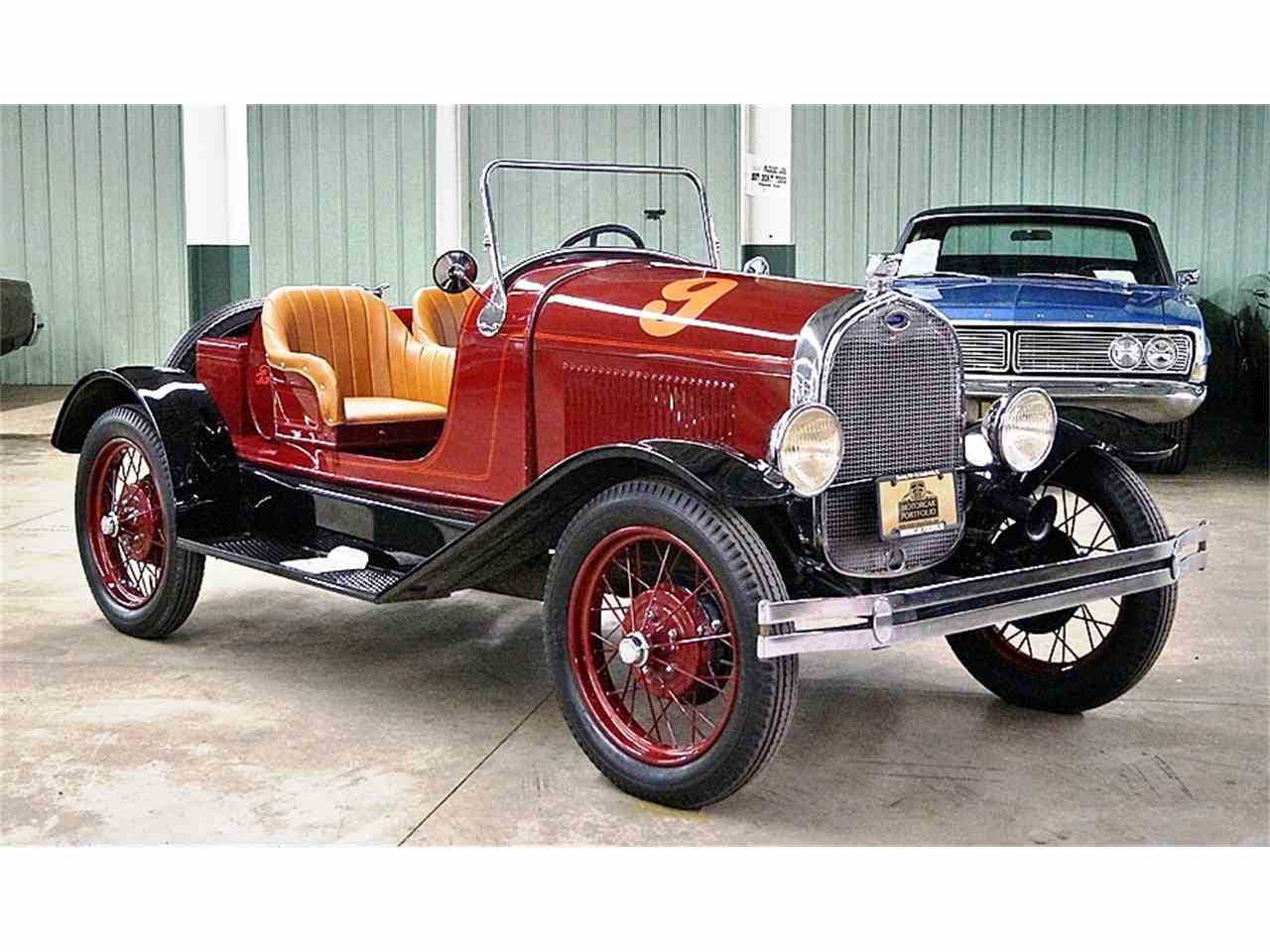 Large Picture of 1928 Model A Rootlieb Speedster Offered by a Private Seller - KTN4