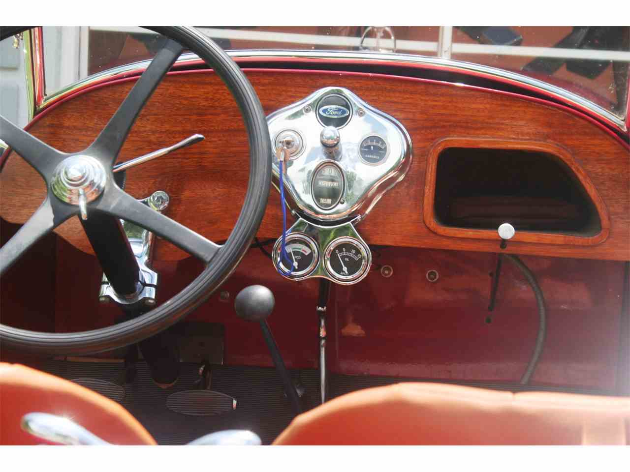 Large Picture of '28 Model A Rootlieb Speedster - KTN4